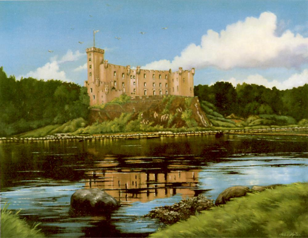 photo of dunvegan castle - photo #3